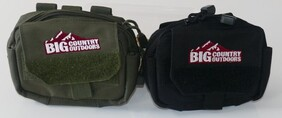 Big Country Outdoors Belt Pouch-Horizontal