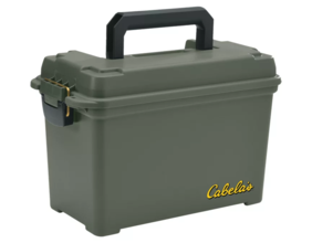 Cabela's Dry-Storage Ammo Can - Green