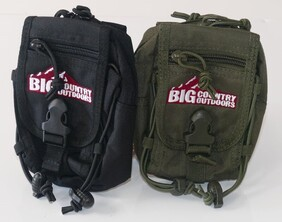 Big Country Outdoors Belt Pouch-Large