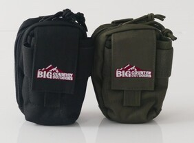 Big Country Outdoors GPS Pouch - Medium