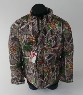 Big Country Outdoors Camo Puffer Jacket