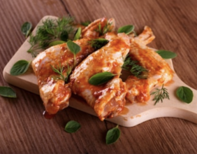 Marinated Chicken Nibbles