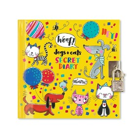 Cats & Dogs Secret Diary