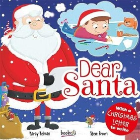 Padded Picture Book: Dear Santa