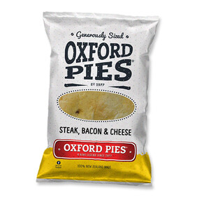 Steak, Bacon and Cheese Pie - 220g