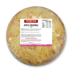 Family Apple Crumble - 550g