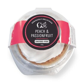 Peach and Passionfruit Pie - 147g