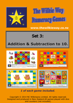 Set 03 Addition & Subtraction to 10