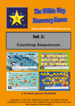 Set 02 Counting Sequences