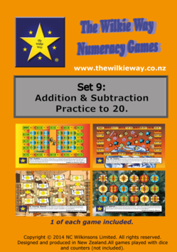 Set 09 Addition & Subtraction to 20