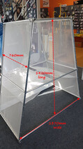 XX-Large Alloy A-Frame (non-collapsible) (PICK-UP only)