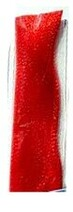 """Crimped Lure Hair - 8"""" BRIGHT RED"""
