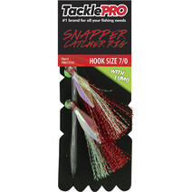 TacklePro Snapper Catcher RED & LUMO – 7/0
