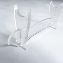 Light Saber Perspex Stand
