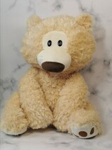 Twinky Bear Weighted Teddy - IN STOCK!