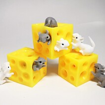 Mouse & Cheese Fidget