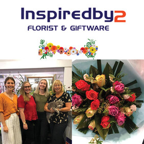 Inspired by 2 Florist