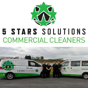 5 Stars Solutions - Commercial Cleaners