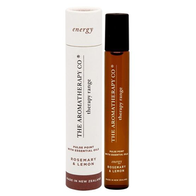 The Aromatherapy Co | Therapy Pulse Point Energy - Rosemary & Lemon