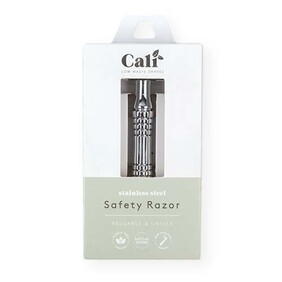 Caliwoods | Stainless Safety Razor