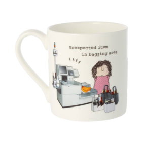 Rosie made a thing| Mug-unexpected item