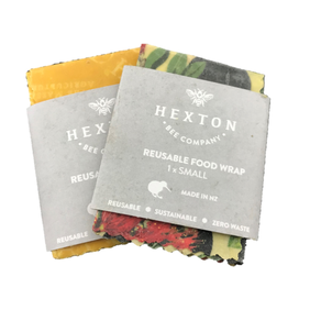 Hexton | Beeswax Wrap Small Assorted