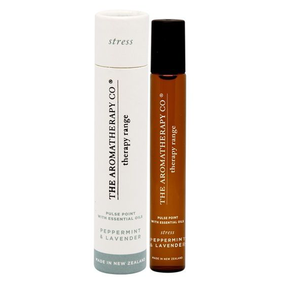 The Aromatherapy Co | Therapy Pulse Point Stress - Peppermint & Lavender