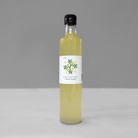 Omahu Valley Citrus | Lime Cordial