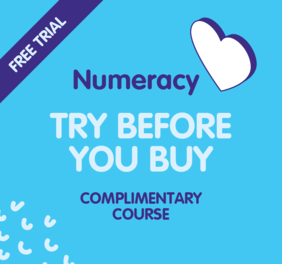 Numeracy - Complimentary Collection - Try Before You Buy
