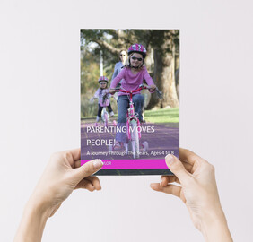 Ruth Taylor - Book - PARENTING MOVES PEOPLE