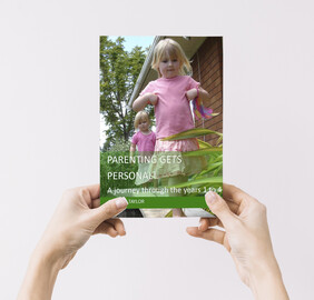 Ruth Taylor - Book - PARENTING GETS PERSONAL