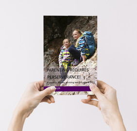 Ruth Taylor - Book - 'PARENTING REQUIRES PERSEVERANCE!'