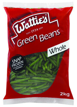 Whole Green Beans 2kg