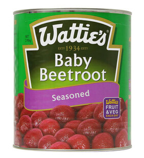 Baby Beetroot A10 Can