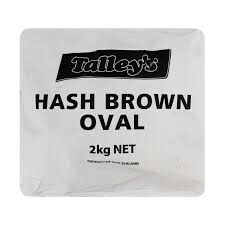 Hash Browns Oval 2kg