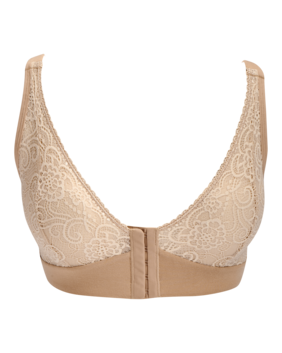JaimeLee Lace Cup Front Closure Bra