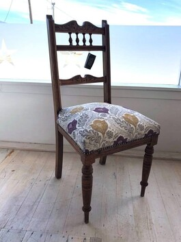 2. Dining Chair