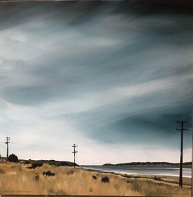 """1. """"Fortrose Looking East"""""""