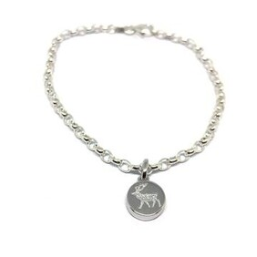 5. Whistle and Pop Stag Bracelet