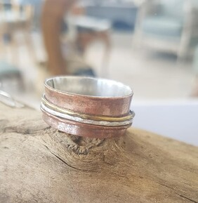 5. Sonia Therese Copper ring