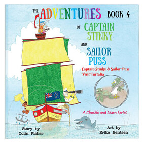 The Adventures of Captain Stinky and Sailor Puss - Visit Turtalia