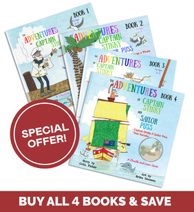 Special Offer - Books one, two, three & four