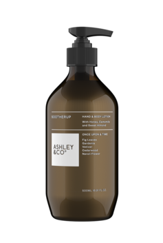 Ashley & Co Soother Up Blossom & Gilt - 500ml