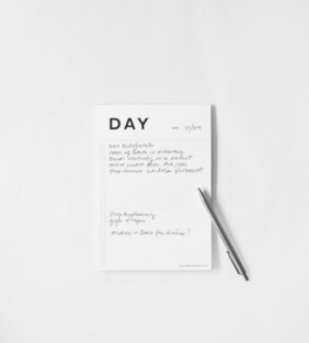 Father Rabbit Stationery A5 Daily Planner