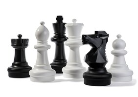 COMBO DEAL - Giant Chess + Draughts