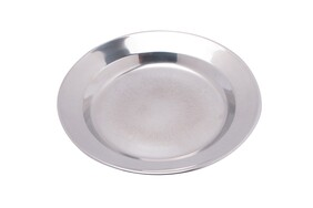 PLATE STAINLESS STEEL 240MM