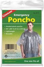 COGHLANS EMERGENCY PONCHO ADULTS