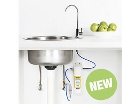 Davey Quick Connect UnderBench Water Purifier Kit