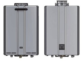 Rinnai INFINITY N-Series gas continuous flow water heaters