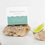 Doubtless Bay Botanicals - Coconut & Lime Soy Candle
